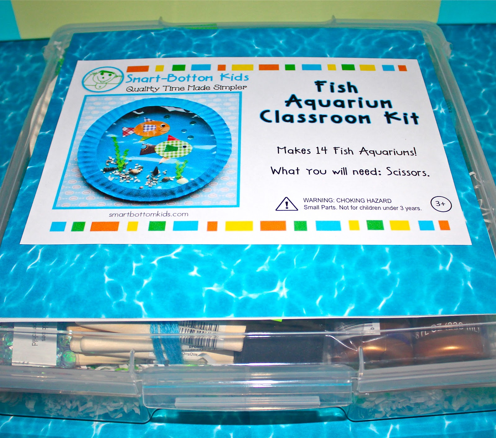 Classroom Aquarium Ideas : Smart bottom enterprises fish aquarium classroom kit