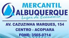 O melhor e o mais econômico mercantil de Acopiara