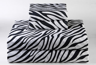 zebra twin xl dorm sheets