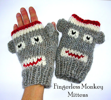 Knit these ~ they're EASY!