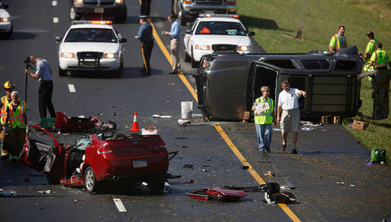 Fatal Car Accident Photos Died In Car Crash Today