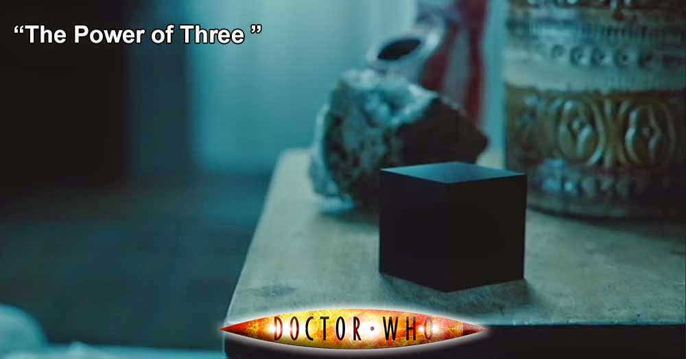 Doctor Who 229: The Power of Three