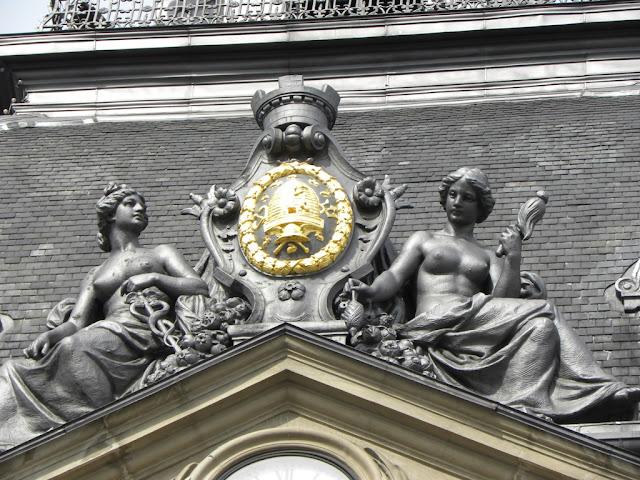 Statues Copenhagen
