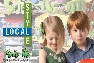 At Snip-its, We Speak Kid so everything in our salons is designed to make kids feel special and have fun. It's a magical place you and your child will love to experience again and again. Trust us for a great haircut adventure with Snips and the Gang.