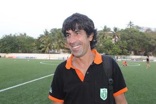 Mumbai City FC - Oscar Bruzon