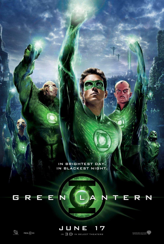 green lantern ver14 xlg Một bộ phim làm điên đảo các fan hâm mộ Lý Liên Kiệt, Brucce Willis, ...