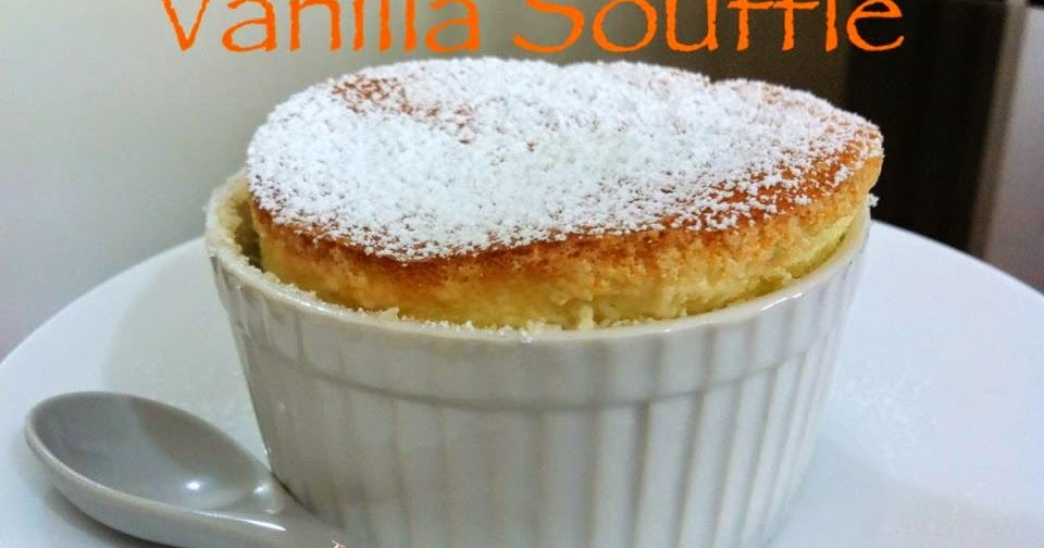 Souffle Cake Difference