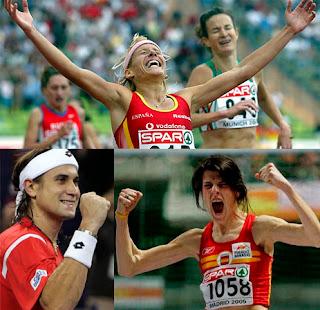 Otros deportistas españoles con opciones de medalla