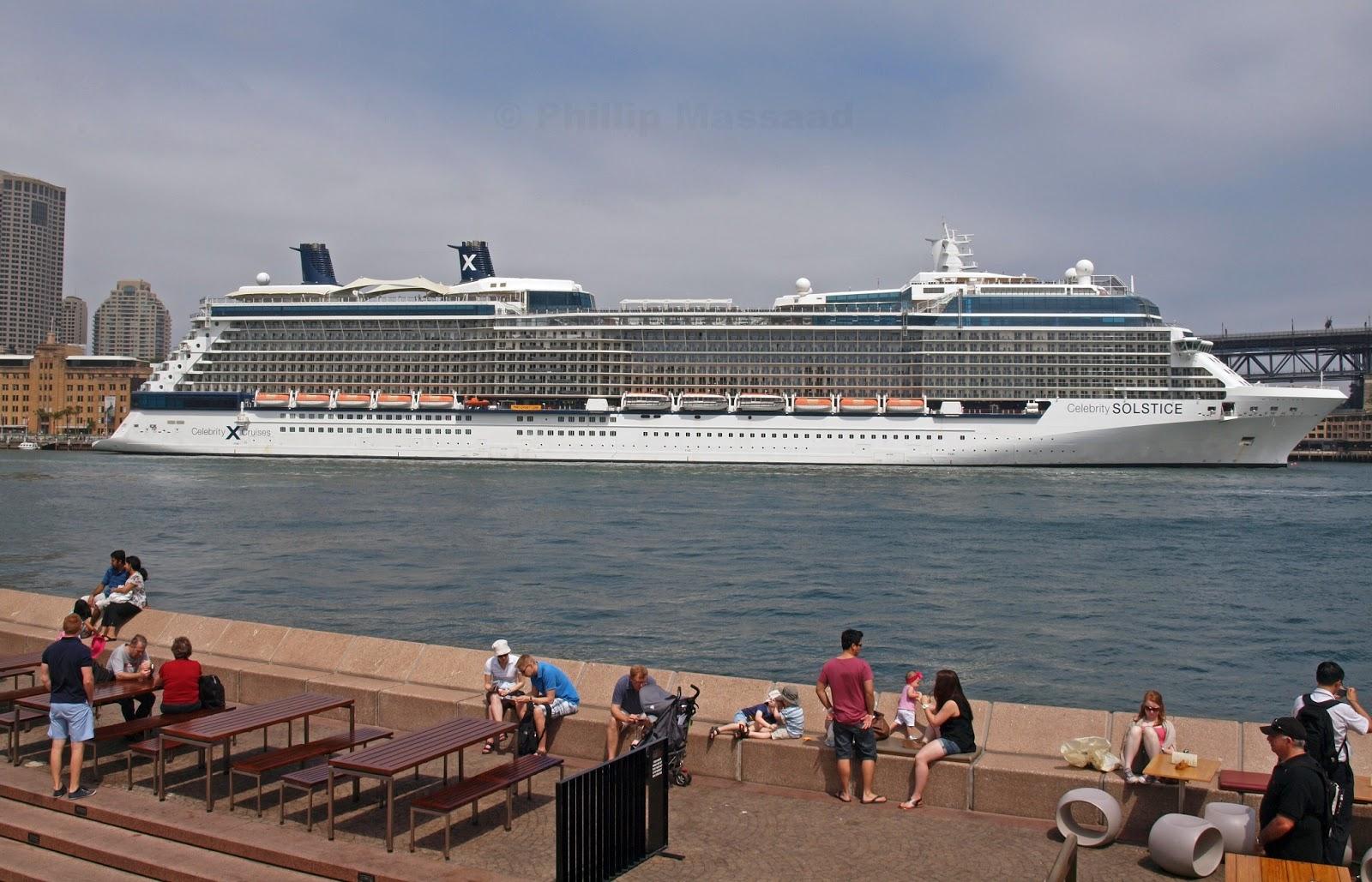Celebrity Cruises from Sydney - cruiseperfection.com