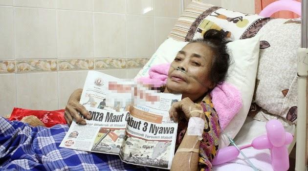Mpok Nori Meninggal, Indonesia Berduka