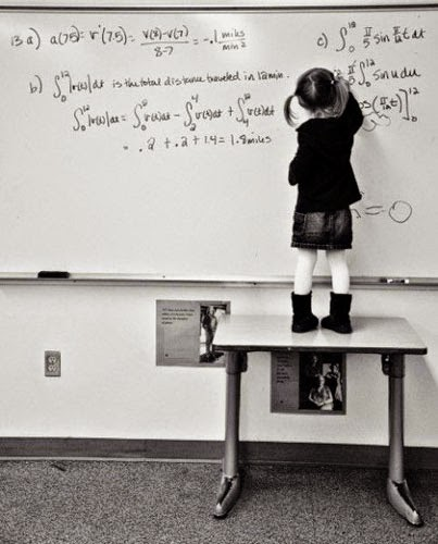 little-girl-maths