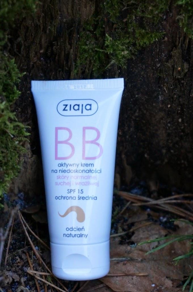 Ziaja BB Cream - aktywny krem na niedoskonałości, co nie radzi sobie z nimi
