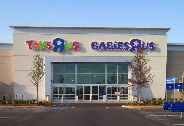 Toys R Us em Orlando