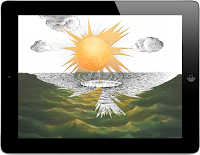 Vladimir Kush on the iPad