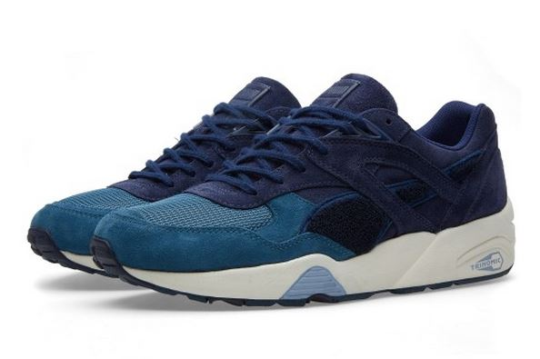 Brooklyn We Go Hard x Puma R968  Bluefield  Sneaker Available Now (Detailed  Images) 350c195e8
