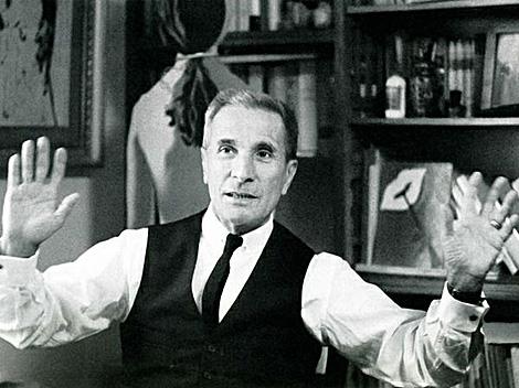 Dino Buzzati. La Grabadora