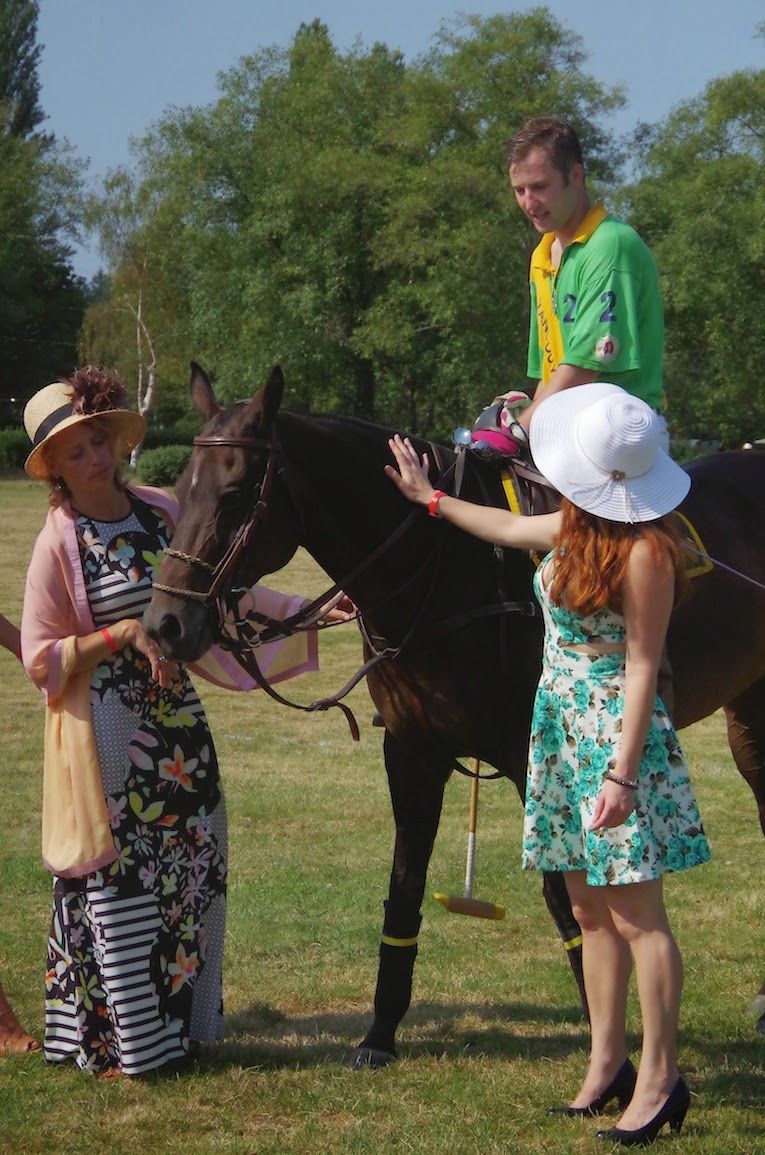 Polo Player: The Southlands Cup (BTBU)