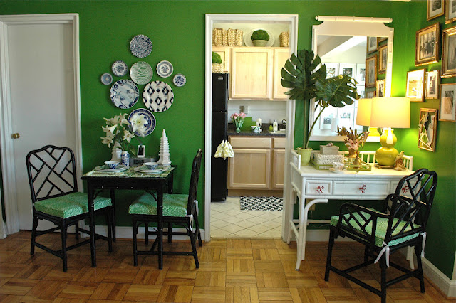 Barefoot in the Park: Small Space, Big Style