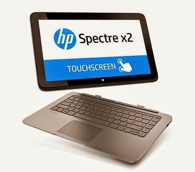 New HP Specter 13 x2 laptop