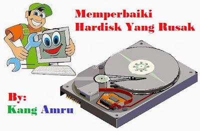 Cara Perbaiki Hardisk Rusak, Service Hardisk, Service Komputer, Tips dan Trik Komputer,