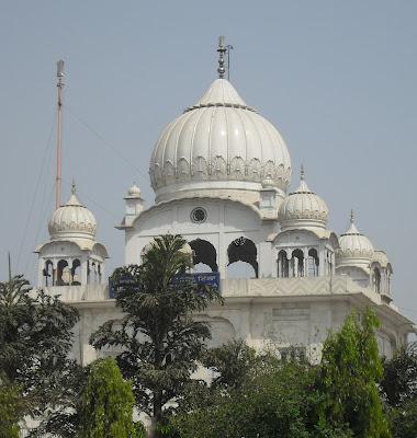 гурудвара в Дели