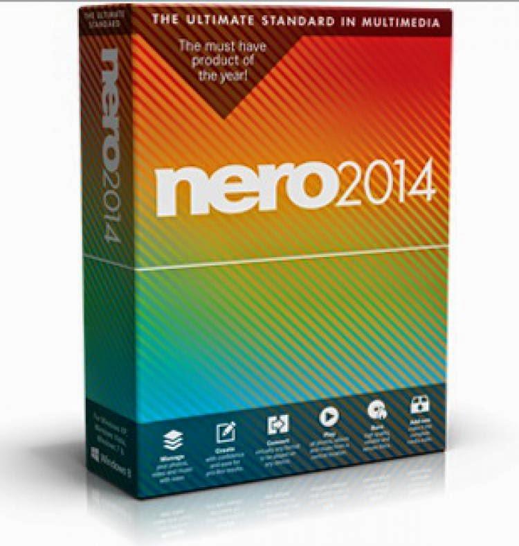 غلاف برنامج نيرو 2014