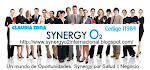 Por salud, Unete a la familia Synergy