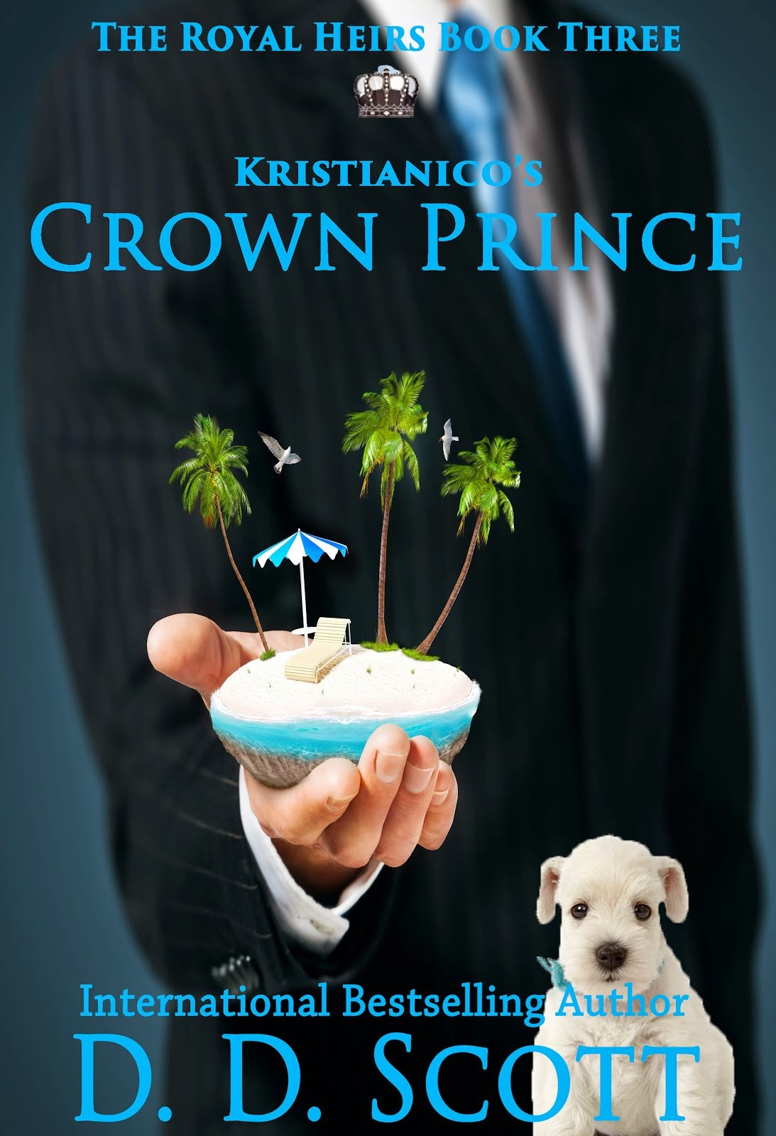 Kristianico's Crown Prince (The Royal Heirs Book 3)