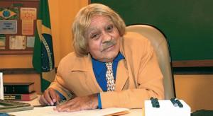 Acaba de morrer aos 80 anos o humorista Chico Anysio