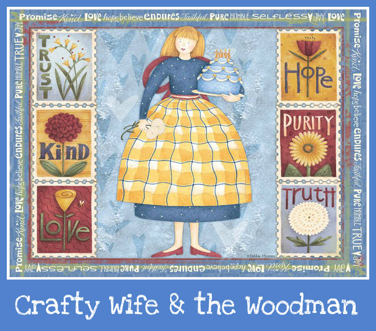 Crafty Wife & the Woodman