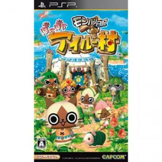 [PSP] [モンハン日記 ぽかぽかアイルー村] ISO (JPN) Download