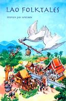 Lao book - Lao Folktales