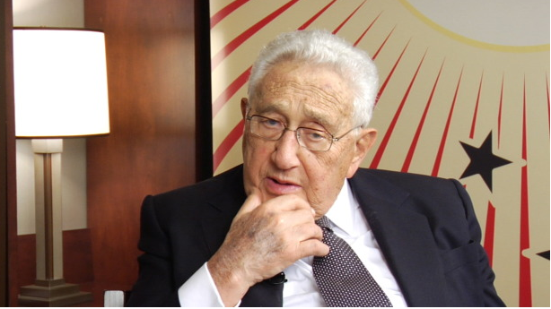 kissinger doctoral thesis