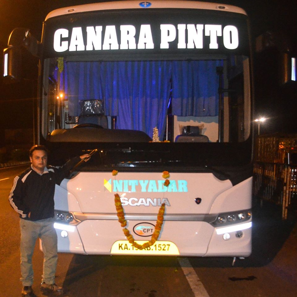 CANARA PINTO SCANIA METROLINK