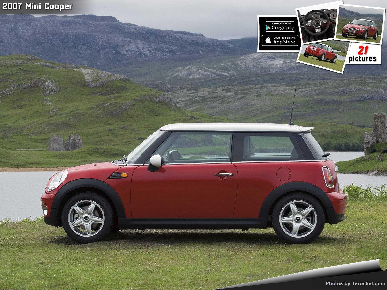 Hình ảnh xe ô tô Mini Cooper 2007 & nội ngoại thất