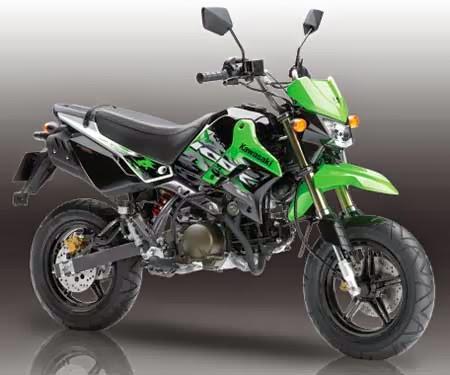 Review Kawasaki KSR