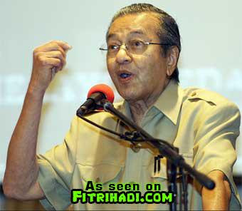 Video Ulasan Tun Dr. Mahathir Mengenai Hukum Hudud