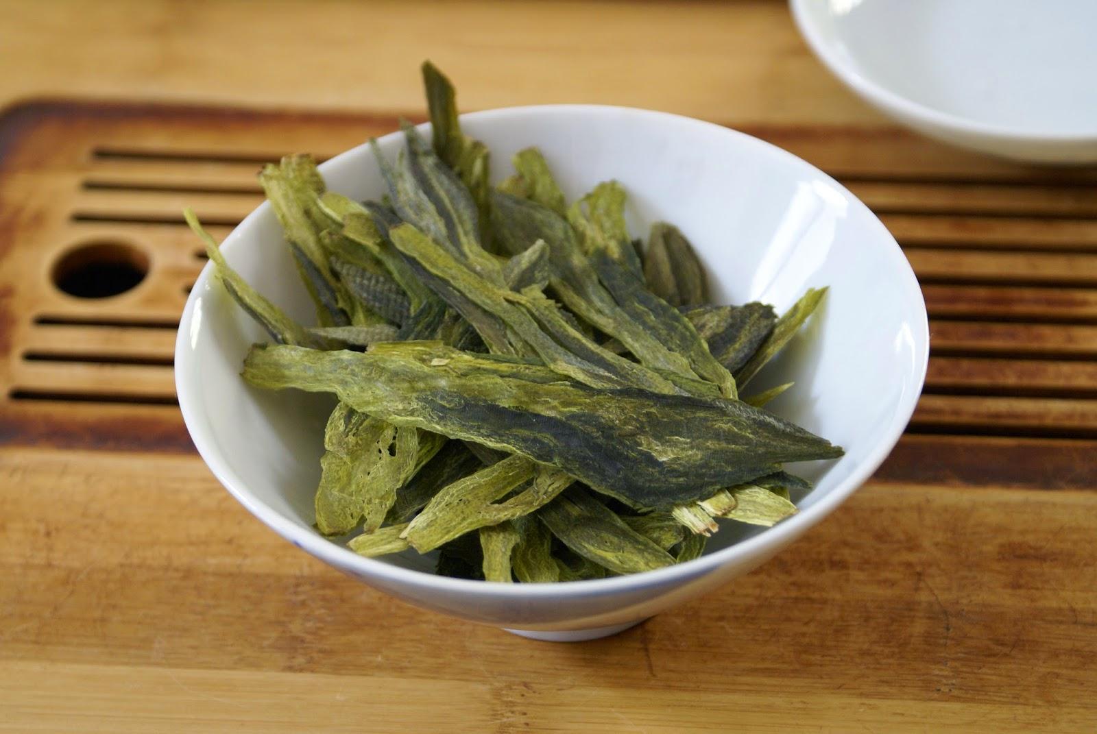 blog sur le thé vert chinois
