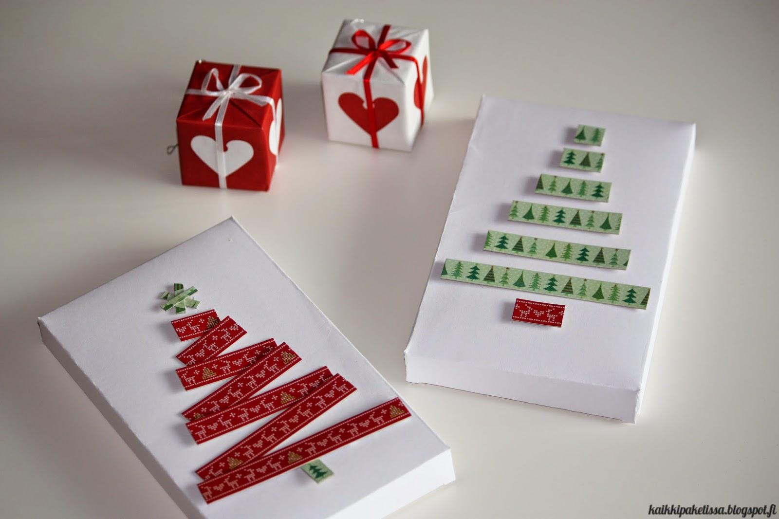 Kaikki Paketissa joululahja paketointi