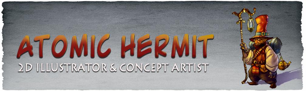 ATOMIC HERMIT
