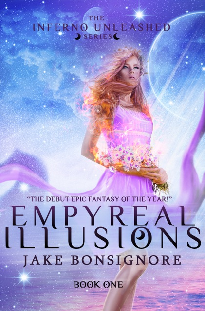 **COVER REVEAL** Empyreal Illusions by Jake Bonsignore
