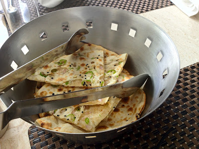 Mirch Pyaaz Ka Kulcha at Volare