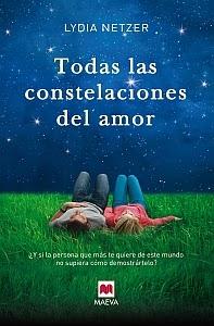 Todas las constelaciones del amor - Portada