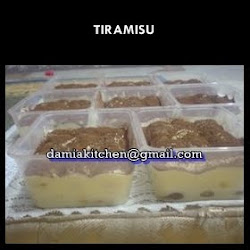 Tiramisu Double Layer