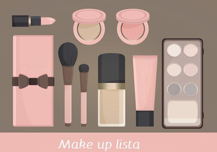 Make up lista