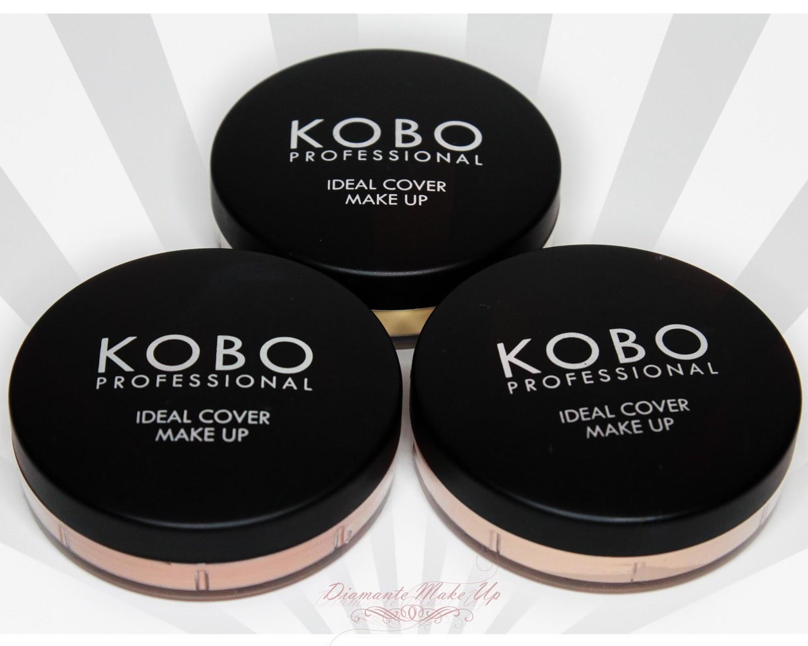 Pudry Kobo Professional - Recenzja