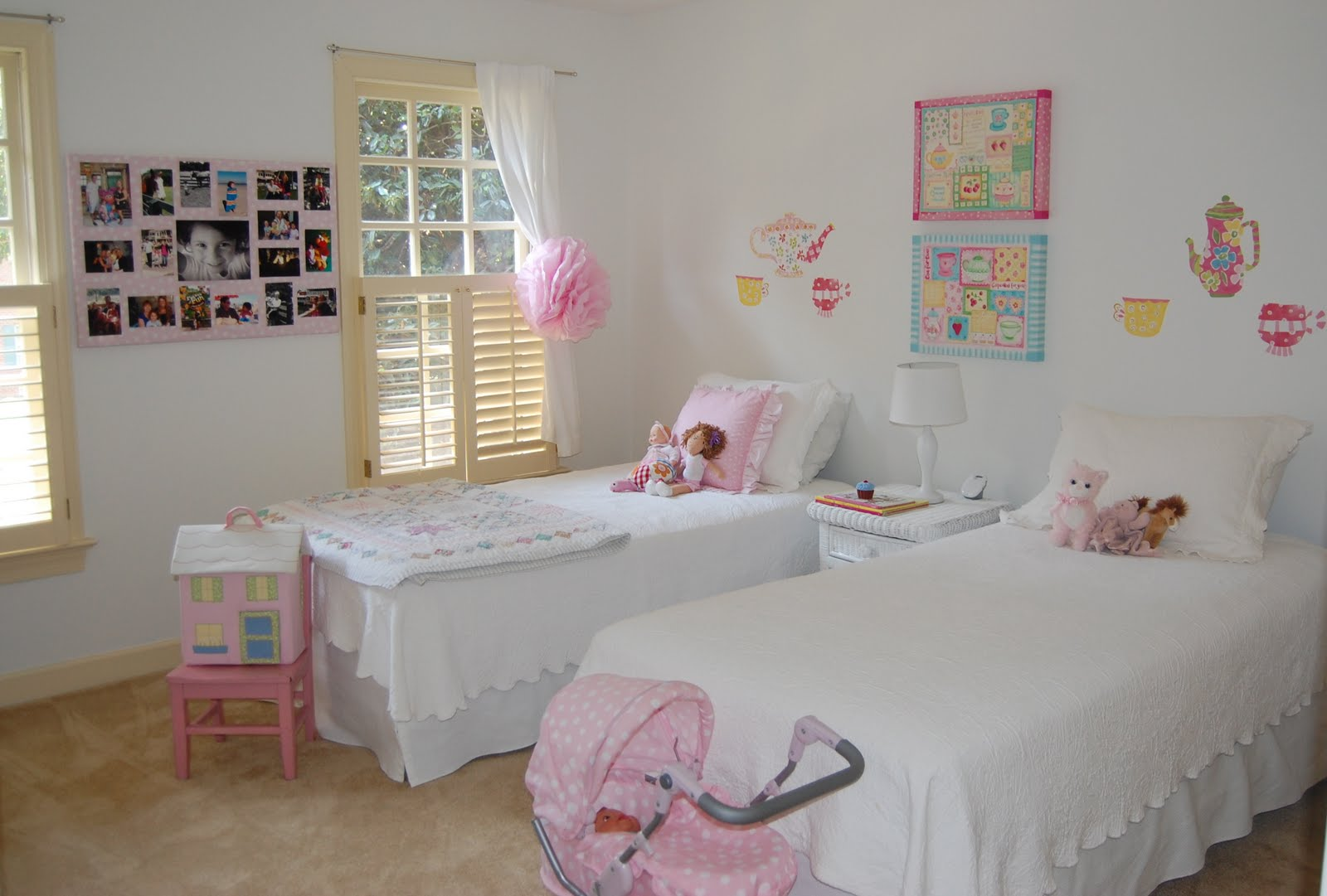 Tea Time Toddler Room