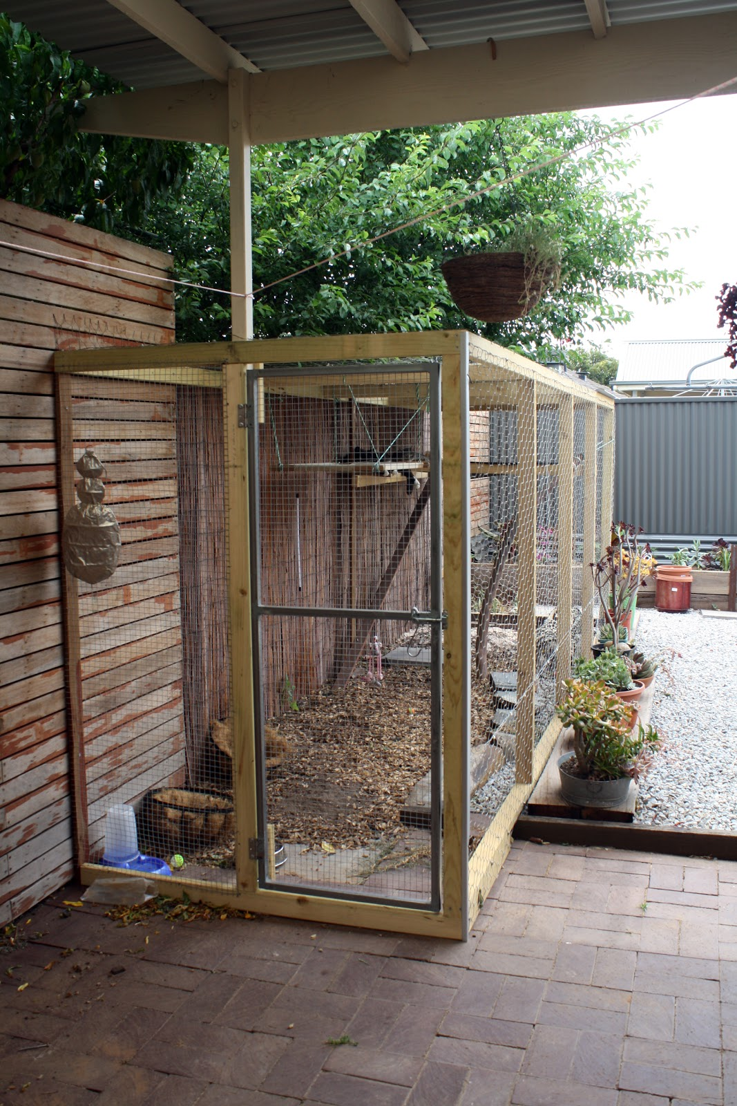 sarah bell smith worlds best cat enclosure