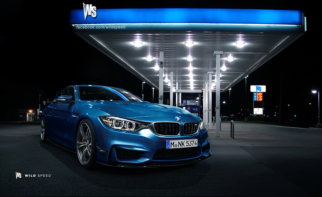 Latest bmw m4 coupe rendering