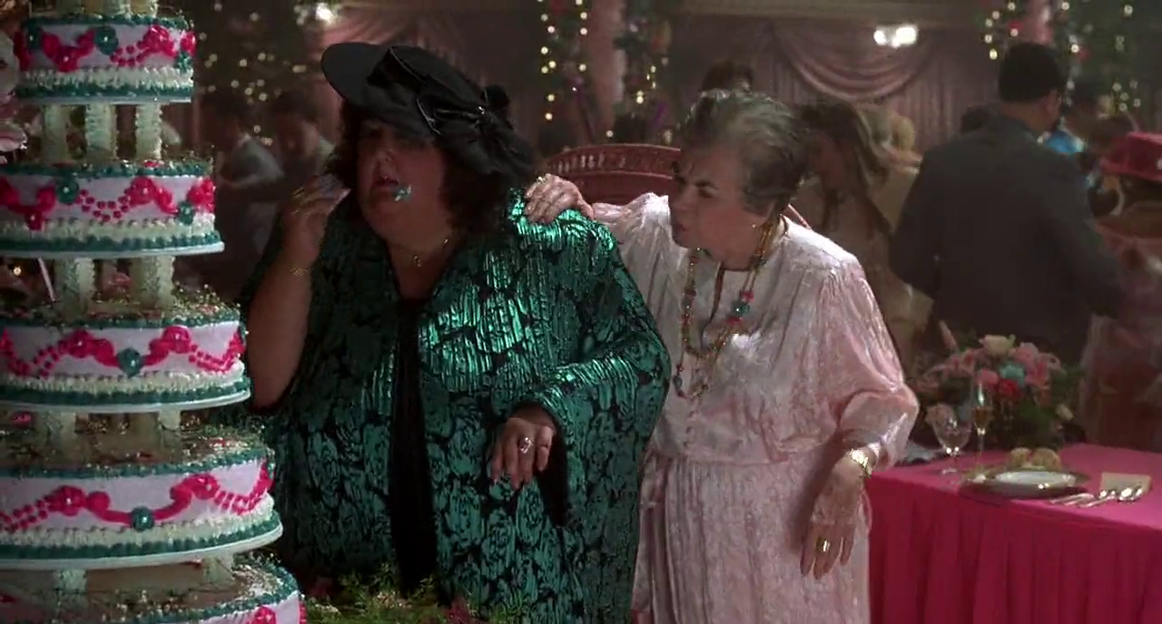 NomnomMovies Meatballs From The Wedding Singer